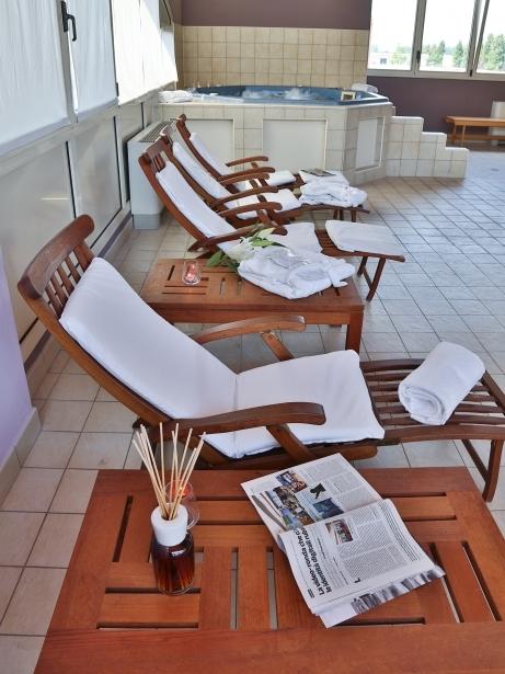 Il BW Classic Hotel fornisce un'accogliente area relax