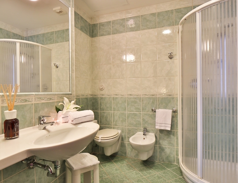 Ampi spazi nelle camere del BW Classic Hotel