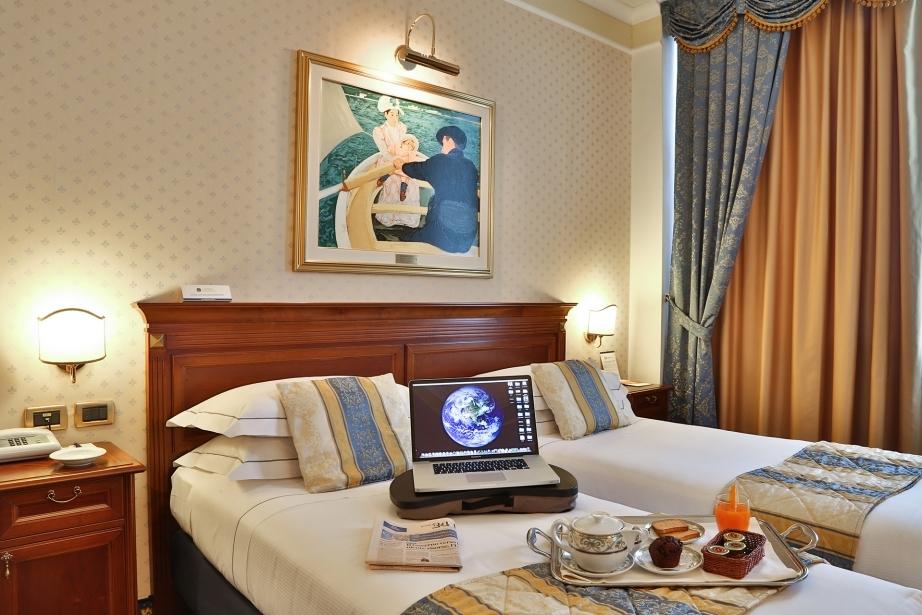 Scopri le camere del BW Classic Hotel
