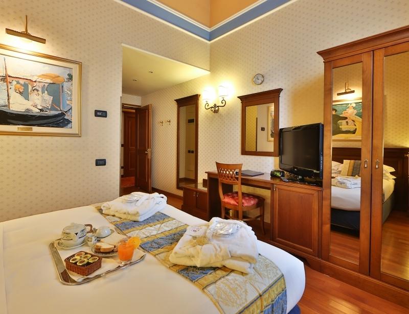 Scopri la comodità delle nostre camere a Reggio EMilia
