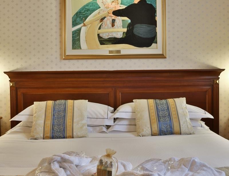 Comfort e relax nelle camere standard del Classic Hotel
