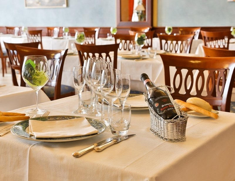 Discover the specialties of the restaurant of the hotel