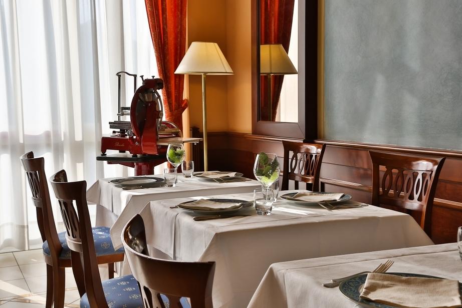 Prova le specialità del BW Classic Hotel