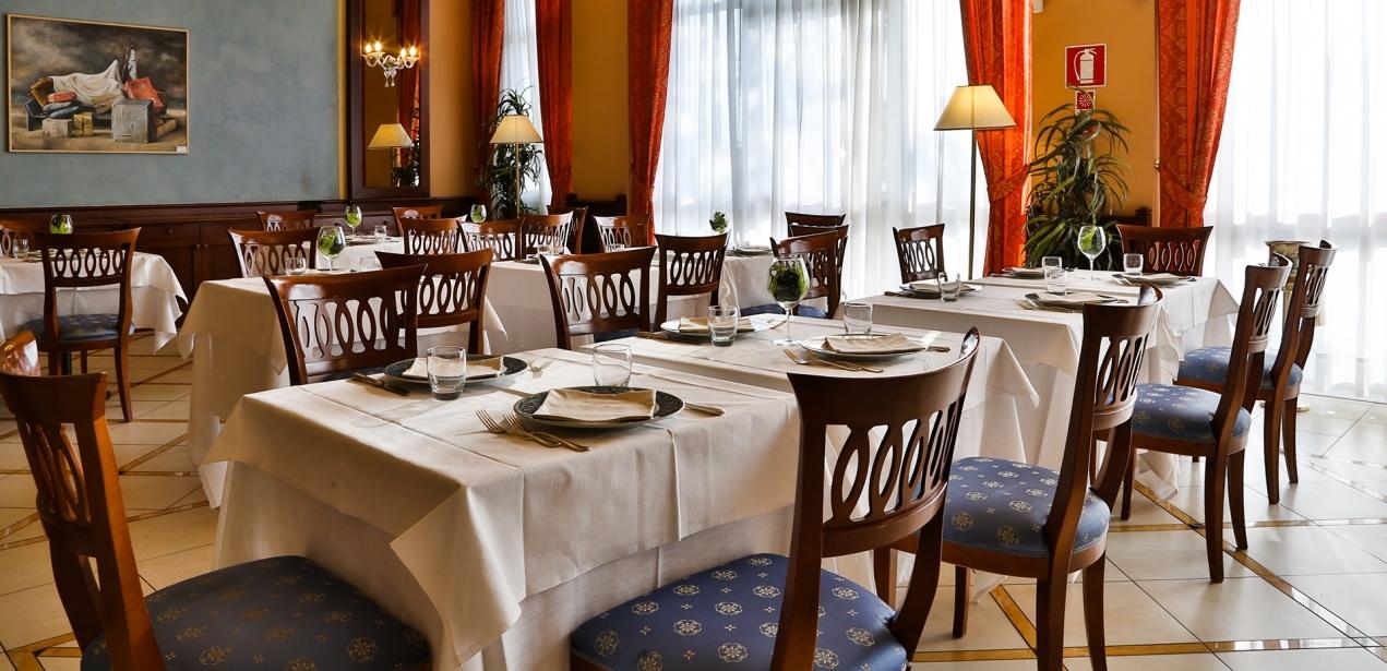 Prova la cucina reggiana del Bw Classic Hotel
