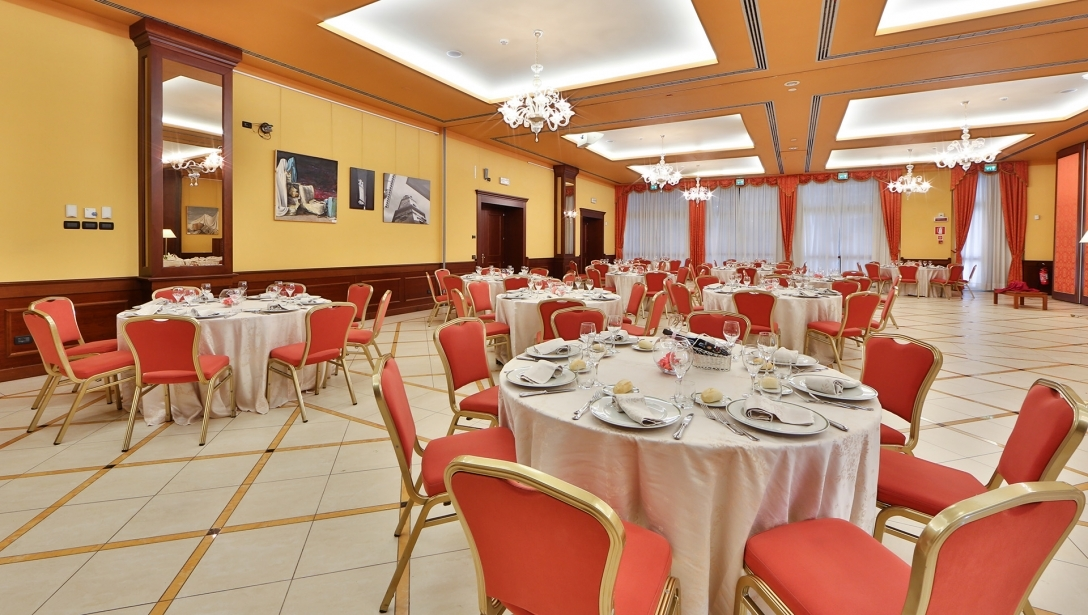 BW Classic Hotel e il suo ristorante interno