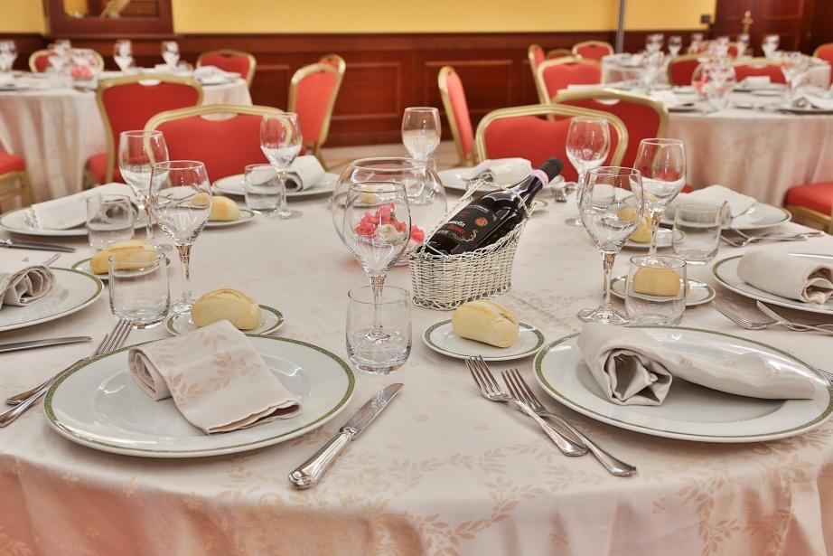 Il BW Classic Hotel propone un ristorante tipico interno