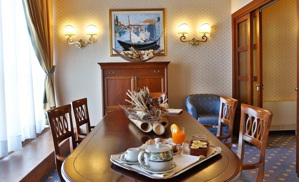 Elegante e raffinata suite a Reggio Emilia