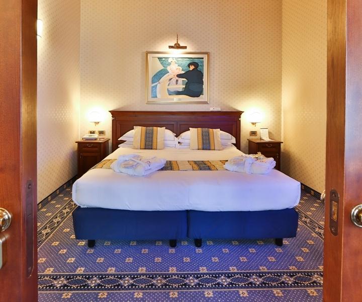 Prenota l'imperial suite del nostro hotel a Reggio Emilia